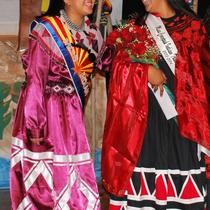 Miss Indian Arizona 2011-2012 and Miss Cocopah Tribe 2012-2014