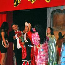 Shelyne Twist is crowned Miss Cocopah Tribe 2012-2014